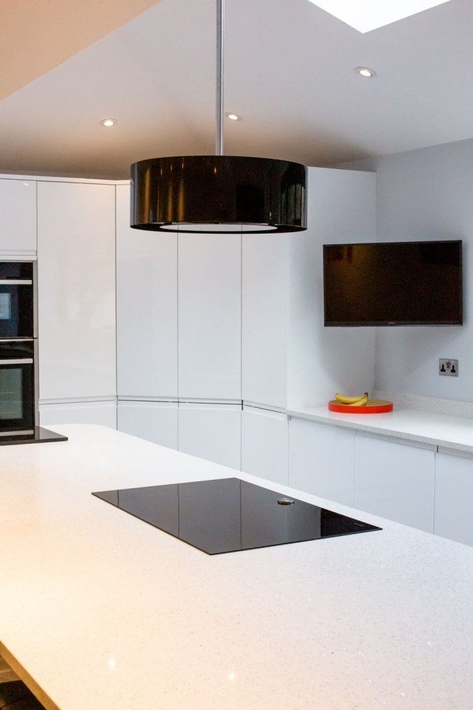 Bespoke Worktops from Felix's Kitchen Fitting of Fleet, Hampshire