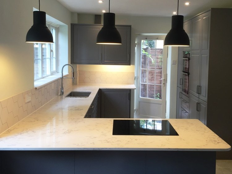 Kitchen Worktops from Felix's Kitchen Fitting of Fleet Hampshire